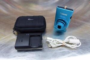 Appareil photo numérique CANON ELPH 110S 16.1 mp   #F017171
