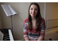 Violin teacher for beginners to intermediate players