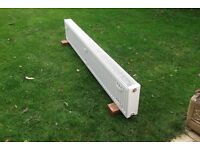 CENTRAL HEATING RADIATOR - DOUBLE 300MM x 1800MM