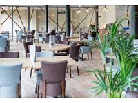 Part Time Waiting Staff for busy riverside restaurant