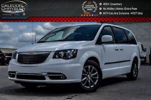2015 Chrysler Town & Country S|Navi|Blue Ray DVD|Backup Cam|Blue