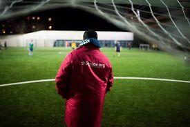 1 team wanted for Marylebone Wednesday 5aside football league