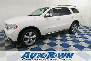 2012 Dodge Durango Citadel AWD/REAR CAM/DVD PLAYER/NAV