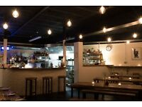 Awesome front of house team member wanted for small vegetarian restaurant