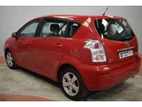 TOYOTA COROLLA 2.2 VERSO T3 D-4D 5d 135 BHP (red) 2007