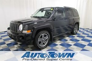 2009 Jeep Patriot SPORT/ALLOY WHEELS/LEATHER INTERIOR/GREAT PRIC