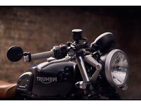 Triumph Street Twin Cafe Racer