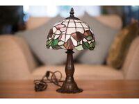 American Tiffany table Lamp