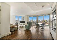 3 Bed 2 Bath Apartment,£3400PCM Excluding Bills,861 Sq Ft,11th Floor,Gym,24hrs ConciergeAldgateE1-SA