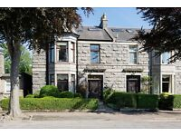 AM PM ARE DELIGHTED TO OFFER FOR LEASE THIS STUNNING 5 BED PROPERTY- WESTEND- ABERDEEN- P5321