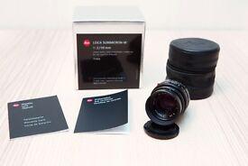 Leica Summicron 50mm f2 6 bit coded