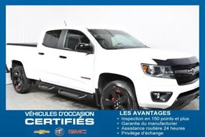 2017 Chevrolet COLORADO 4WD CREW CAB LT EDITION RED LINE !!!