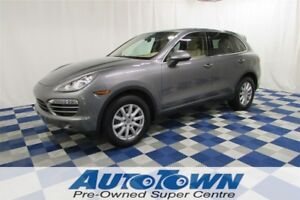 2011 Porsche Cayenne AWD/TOUCH SCREEN/LEATHER INTERIOR