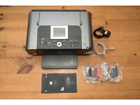 Canon PIXMA iP6700D Colour Printer with spare cartridges, CD printing bay