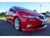 Honda Civic Type R GT 2008 One Previous Owner