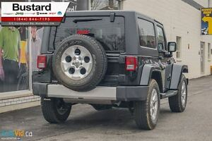2015 Jeep Wrangler Sahara/MANUAL/ NAVIGATION/  HARDTOP Kitchener / Waterloo Kitchener Area image 8