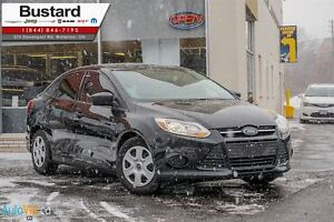 2014 Ford Focus S | A/C | MANUAL GEARBOX | GAS MISER | EXTRA CLE Kitchener / Waterloo Kitchener Area image 2