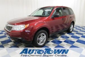 2010 Subaru Forester 2.5X AWD/ALLOYS/AC/GREAT PRICE!