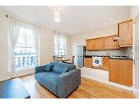 A two DOUBLE bedroom flat ideal for sharers moments from Maida Vale station.