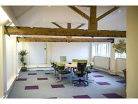 Office Available - Room for 4-6 Desks. Refurbished Mill Site. City Centre with Parking