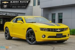 2010 Chevrolet Camaro 2LT Auto*RS Pkg*Sunroof*Rear Park Assist