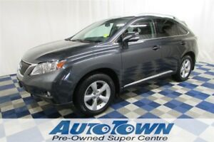 2011 Lexus RX 350 AWD/ACCIDENT FREE/LEATHER/SUNROOF