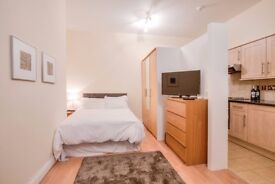 ***SOUTH KENSINGTON*** STUDIO FLAT- AVAILABLE NOW - BILLS AND WIFI INCLUDED