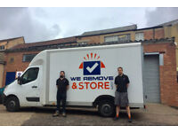 Man with a Van, House Removals, Office Removals, Van Hire, House Move, Collection, Delivery, Courier