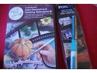 Cake decorating DVD (new)