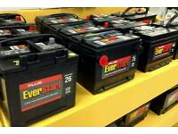 Wanted old/dead car batteries