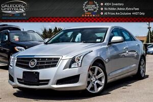 2014 Cadillac ATS RWD|Sunroof|Leather|Bluetooth|Heated Front Sea