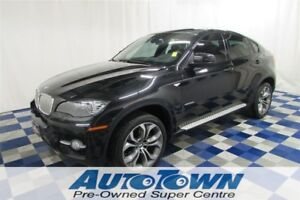 2011 BMW X6 xDrive50i AWD/ACCIDENT FREE/REAR CAM/NAV/LOADED!!