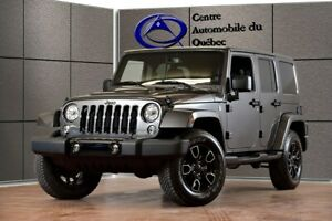 2018 Jeep Wrangler ALTITUDE 4X4 CUIR NAV HITCH