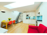 LUXURY PENTHOUSE ONE BED ON GIFFORD STREET WITH TERRACE MOMENTS TO KINGS CROSS