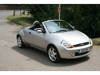 Ford StreetKA Luxury - Nice car - new MOT with no advisories - low mileage - service history