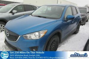 2013 Mazda CX-5 GS AWD! NAVIGATION! SUNROOF! REAR CAMERA! BLUETO