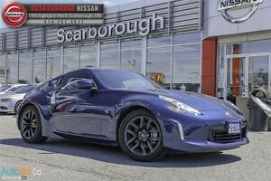 2016 Nissan 370Z ACCIDENT FREE WITH UNDER 6000KM'S!!!!