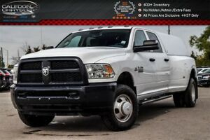 2016 Ram 3500 ST|Diesel|4x4|Only 4674 KM|Pwr windows|Bed Cab|Sai