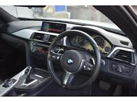BMW 4 SERIES 2.0 420D M SPORT 2door AUTO/PADDLE SHIFT 181 BHP Full BMW History (silver) 2013