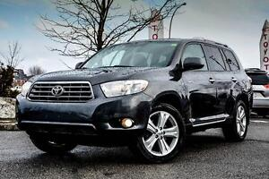 Toyota Highlander 4WD 2010 V6 Limited