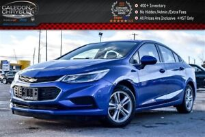 2017 Chevrolet Cruze LT|Sunroof|Backup Cam|Bluetooth|R-Start|Hea