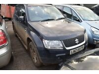 2008 SUZUKI VITARA 1.9 DDIS MANUAL BREAKING
