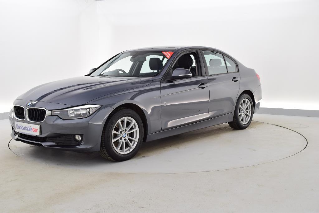 BMW 3 SERIES 320d EfficientDynamics Business 4dr Grey 2014