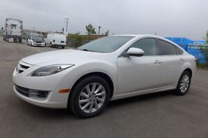 2012 Mazda MAZDA6 GT. Leather. Roof. Non Accident