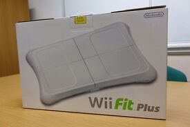 NEW/UNUSED Wii Fit Plus! Boxed and complete!