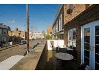 ANGEL ISLINGTON N1 - 2 BEDROOM HOUSE WITH TERRACE NEAR TUBE, SHOPS & UPPER STREET