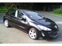 CHEAP TO CLEAR 2008 (08) Peugeot 308 1.6 Sport 120, Long MOT, Looks And Drives Well