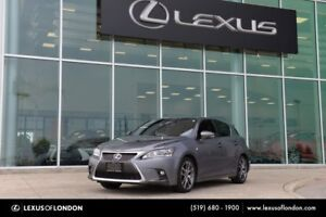 2015 Lexus CT 200h FSPORT * NAVIGATION POWER MOONROOF HEATED SEA