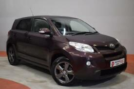 TOYOTA URBAN CRUISER 1.4 D-4D 5 Door Hatchback AWD (purple) 2012