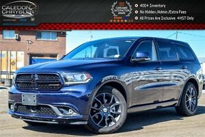 2016 Dodge Durango R/T|AWD|Navi|Sunroof|Backup Cam|Bluetooth|Bli